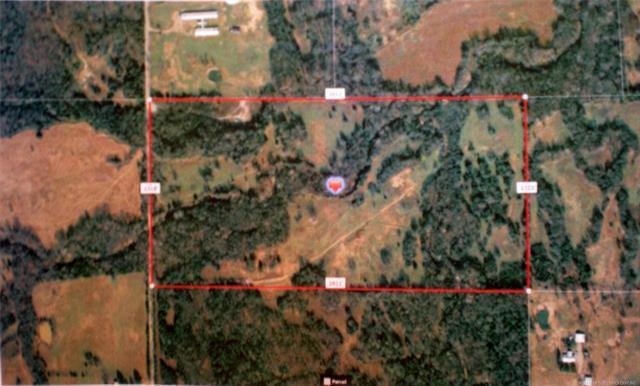4370 Road, Kinta, OK 74552 (MLS #1822079) :: Hopper Group at RE/MAX Results
