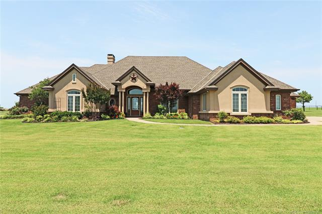 399908 W 1800 Road, Bartlesville, OK 74006 (MLS #1822093) :: Hopper Group at RE/MAX Results