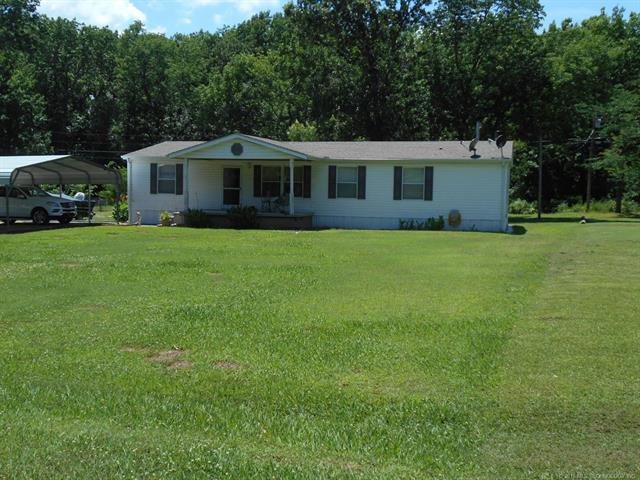 70285 S 341 Loop, Wagoner, OK 74467 (MLS #1822261) :: Brian Frere Home Team
