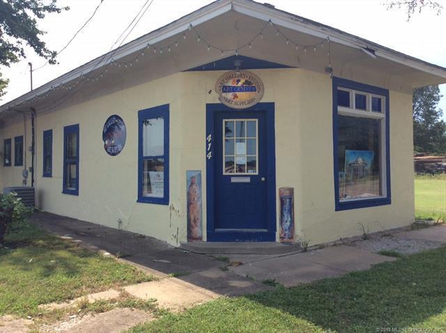 414 Kihekah Avenue, Pawhuska, OK 74056 (MLS #1822305) :: Hopper Group at RE/MAX Results