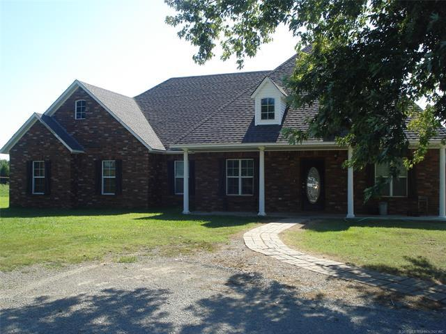 30009 S County Road 4320 Road, Stigler, OK 74462 (MLS #1822450) :: Hopper Group at RE/MAX Results