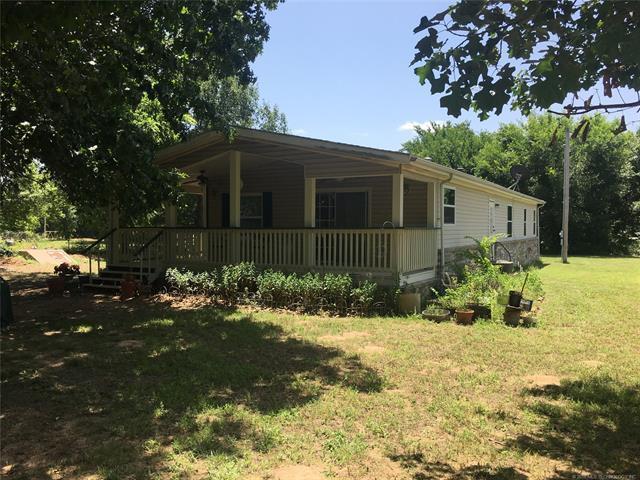 5950 Jones Road, Okmulgee, OK 74447 (MLS #1822459) :: Hopper Group at RE/MAX Results