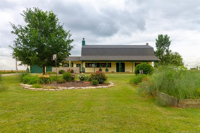 5505 W 460 Road, Pryor, OK 74361 (MLS #1822568) :: Hopper Group at RE/MAX Results