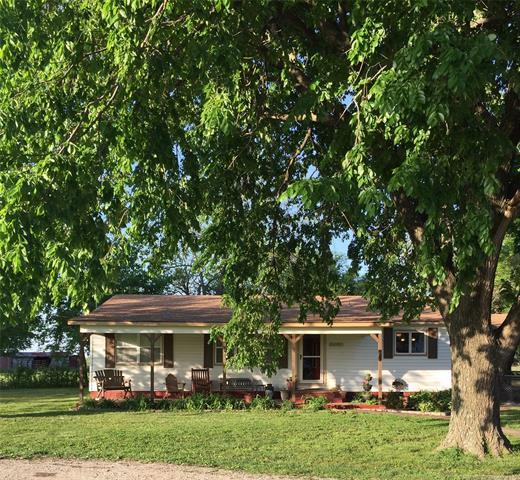 RR 2 Box 376 Hwy 169 Highway, Nowata, OK 74048 (MLS #1822628) :: Hopper Group at RE/MAX Results