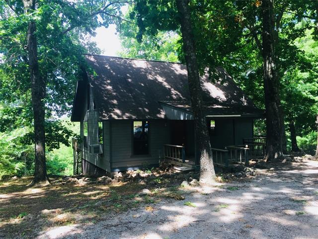 54601 E 328 Road, Jay, OK 74346 (MLS #1822702) :: Hopper Group at RE/MAX Results