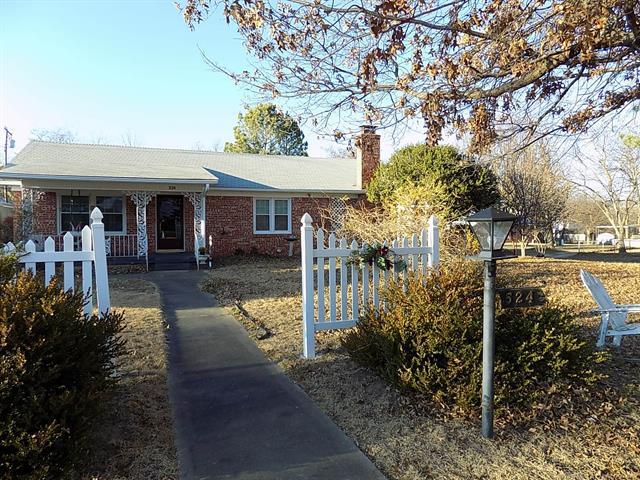 524 N Gulf Street, Holdenville, OK 74848 (MLS #1822726) :: Hopper Group at RE/MAX Results