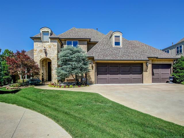10868 S 95th East Avenue, Tulsa, OK 74133 (MLS #1822828) :: American Home Team