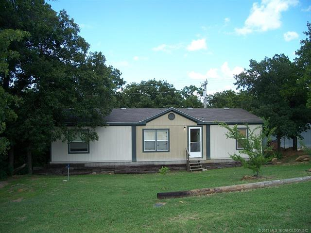 3039 S Highway 48 Highway, Mannford, OK 74044 (MLS #1822873) :: Hopper Group at RE/MAX Results