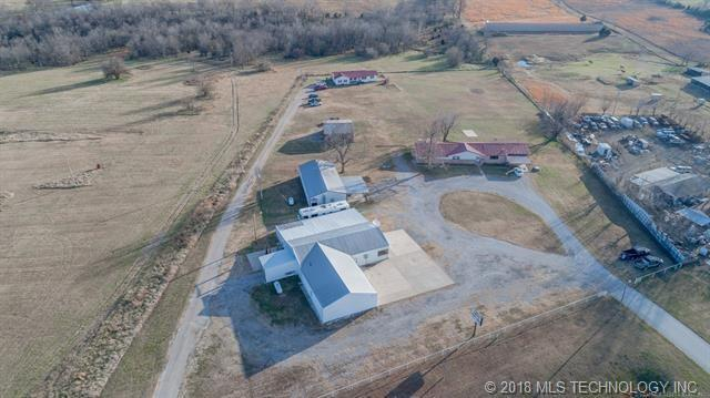 13851 S Hwy 169, Oologah, OK 74053 (MLS #1822888) :: Hopper Group at RE/MAX Results