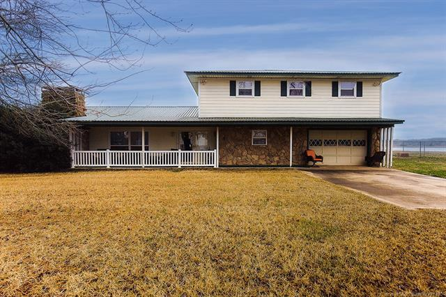 195 Byrd Store Road, Hendrix, OK 74741 (MLS #1822922) :: Hopper Group at RE/MAX Results