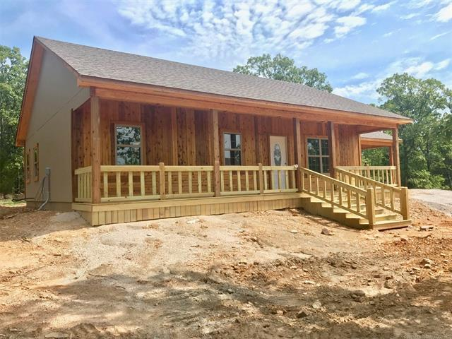 111 S 4490 Road, Vian, OK 74962 (MLS #1822956) :: Hopper Group at RE/MAX Results