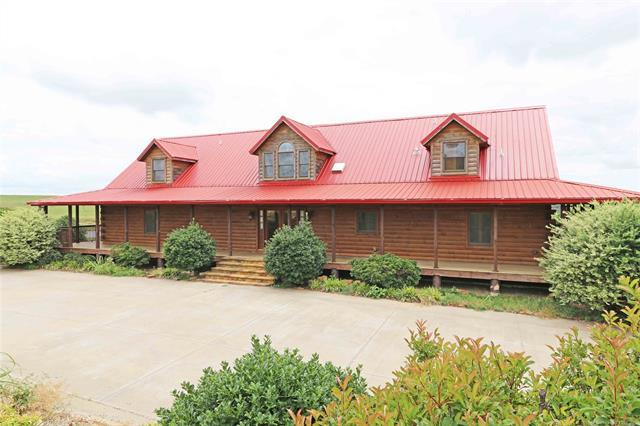 4198 Hwy 123, Barnsdall, OK 74002 (MLS #1823019) :: Hopper Group at RE/MAX Results
