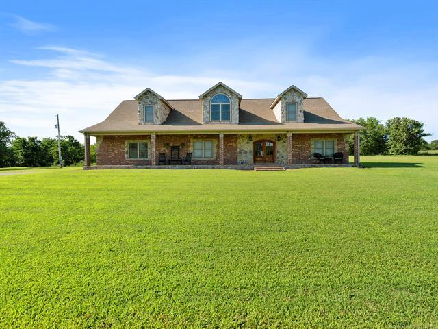 17901 S 82nd Place E, Warner, OK 74469 (MLS #1823074) :: Hopper Group at RE/MAX Results