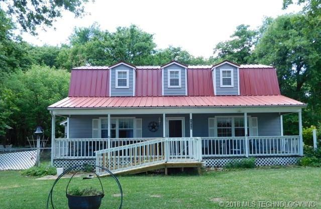 1613 Waters Road, Kingston, OK 73439 (MLS #1823240) :: Hopper Group at RE/MAX Results