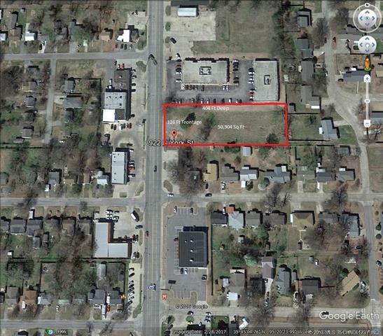 922 N York Street, Muskogee, OK 74403 (MLS #1823316) :: Hopper Group at RE/MAX Results
