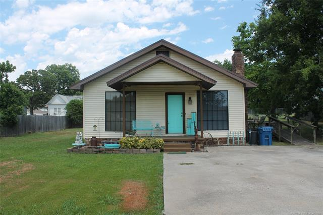 602 D. Street, Crowder, OK 74430 (MLS #1823346) :: Brian Frere Home Team