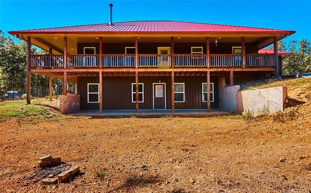 66791 Stompground Road, Proctor, OK 74457 (MLS #1823757) :: Hopper Group at RE/MAX Results