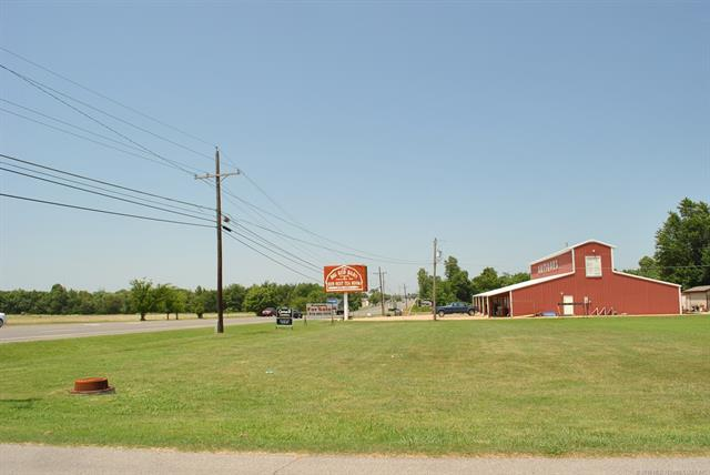 S Hwy 69 Highway, Wagoner, OK 74467 (MLS #1823934) :: Hopper Group at RE/MAX Results