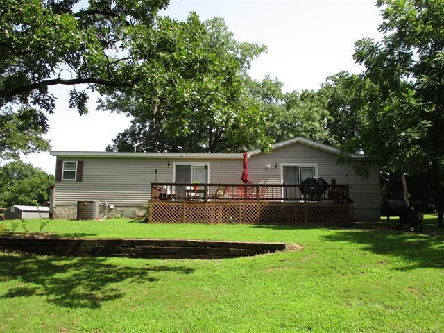 415417 E 1094 Road, Checotah, OK 74426 (MLS #1824497) :: Brian Frere Home Team