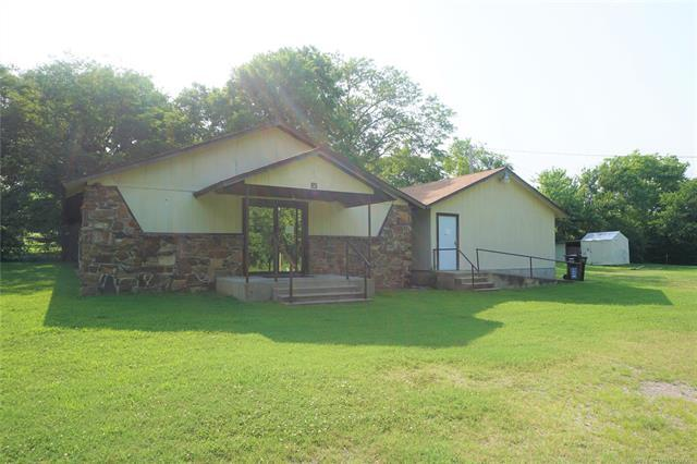 13750 Ginseng Street, Schulter, OK 74437 (MLS #1824700) :: Hopper Group at RE/MAX Results