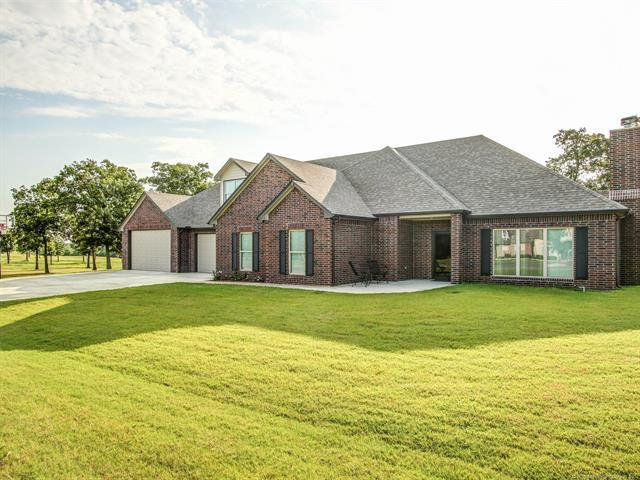 12357 Wilson Drive, Sperry, OK 74073 (MLS #1824995) :: Hopper Group at RE/MAX Results