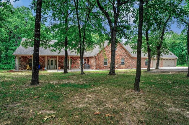 1826 Scenic View Road, Kingston, OK 73439 (MLS #1825409) :: Hopper Group at RE/MAX Results