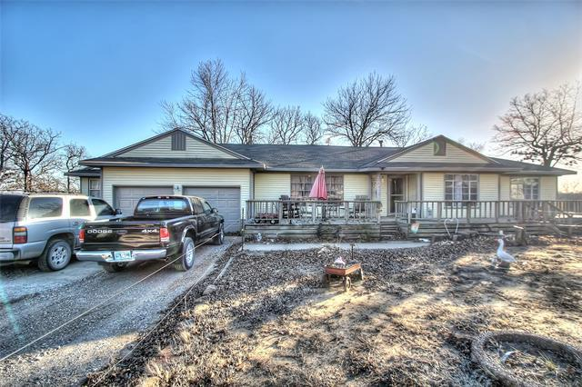 32287 W 191st Street S, Bristow, OK 74010 (MLS #1825438) :: Hopper Group at RE/MAX Results