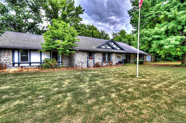 10205 E Northshire Street, Claremore, OK 74017 (MLS #1825492) :: Hopper Group at RE/MAX Results