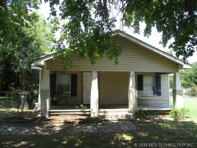 119 E Ross Avenue, Sapulpa, OK 74066 (MLS #1825755) :: Hopper Group at RE/MAX Results
