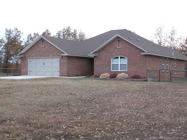 27185 S 524 Road, Park Hill, OK 74451 (MLS #1826053) :: Hopper Group at RE/MAX Results