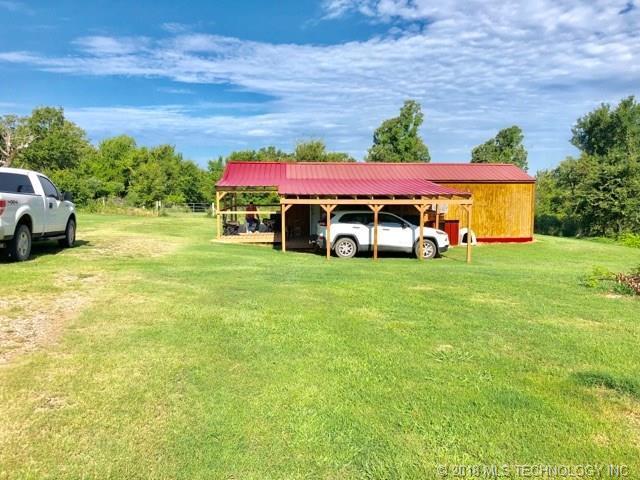 2485 Piney Creek Road, Stigler, OK 74462 (MLS #1826087) :: Hopper Group at RE/MAX Results