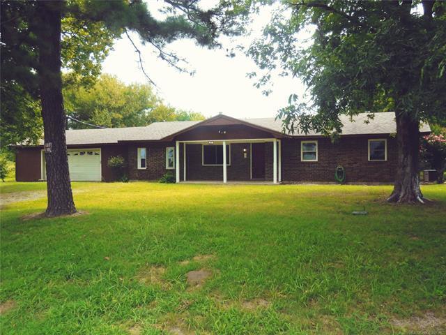 104853 S 4140 Road, Checotah, OK 74426 (MLS #1826246) :: Brian Frere Home Team