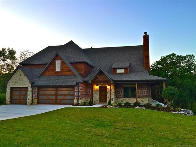 719 W 110th Place S, Jenks, OK 74037 (MLS #1826278) :: Hopper Group at RE/MAX Results