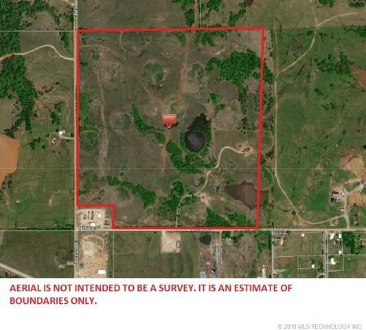 Johnson Road, Earlsboro, OK 74840 (MLS #1826378) :: Hopper Group at RE/MAX Results