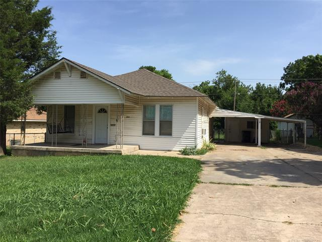 414 W 17th Street, Ada, OK 74820 (MLS #1826483) :: Hopper Group at RE/MAX Results
