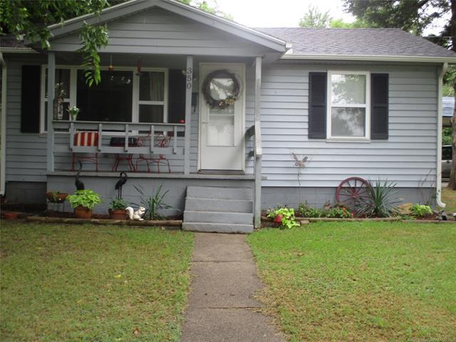350 W Taylor Avenue, Mcalester, OK 74501 (MLS #1826513) :: Hopper Group at RE/MAX Results