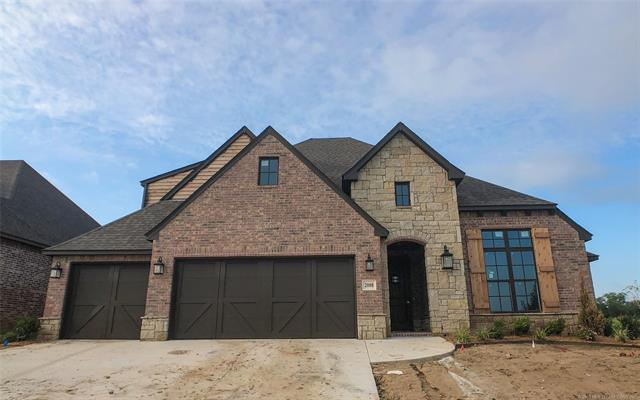2008 W 112th Street S, Jenks, OK 74037 (MLS #1826535) :: Hopper Group at RE/MAX Results