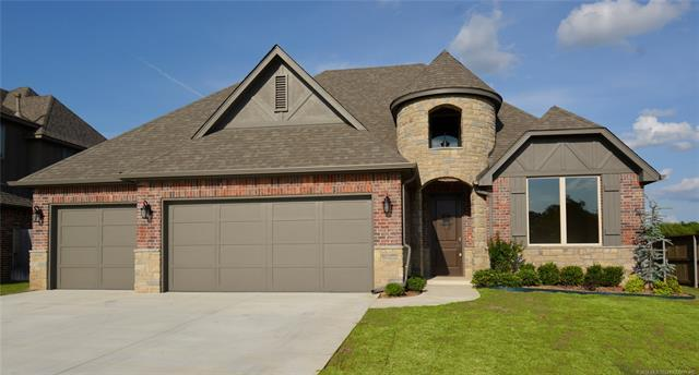 12229 S 105th Avenue E, Bixby, OK 74037 (MLS #1826613) :: Hopper Group at RE/MAX Results