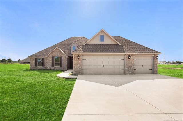10326 S 219th East Avenue, Broken Arrow, OK 74014 (MLS #1826659) :: Hopper Group at RE/MAX Results