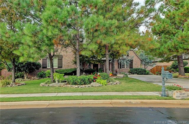 10368 S 92nd East Avenue, Bixby, OK 74133 (MLS #1826729) :: Hopper Group at RE/MAX Results