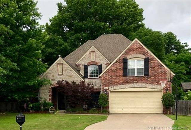 304 S Sweetgum Place, Broken Arrow, OK 74012 (MLS #1826783) :: Hopper Group at RE/MAX Results