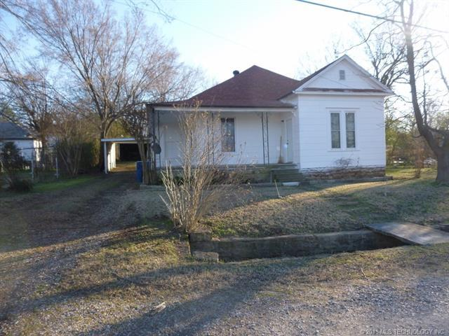 312 4th Street, Haileyville, OK 74546 (MLS #1826902) :: Hopper Group at RE/MAX Results
