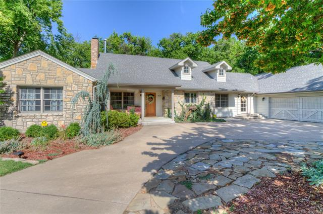 4424 S Gary Avenue, Tulsa, OK 74105 (MLS #1827029) :: Hopper Group at RE/MAX Results