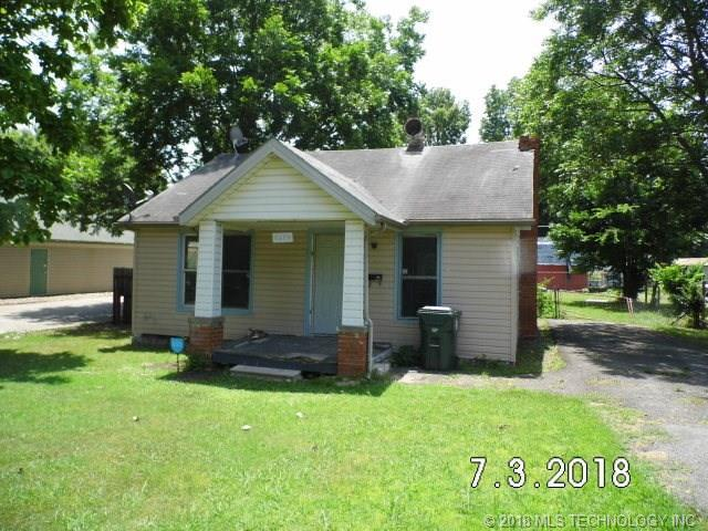 2309 Robison Street, Muskogee, OK 74403 (MLS #1827181) :: Hopper Group at RE/MAX Results