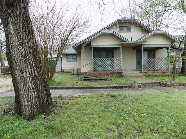 312 S Oak Street, Holdenville, OK 74848 (MLS #1827381) :: Hopper Group at RE/MAX Results