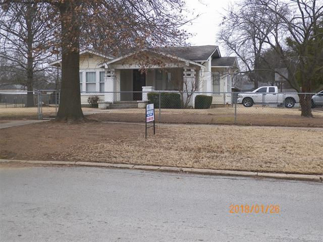 612 W Main Street, Haskell, OK 74436 (MLS #1827627) :: Hopper Group at RE/MAX Results