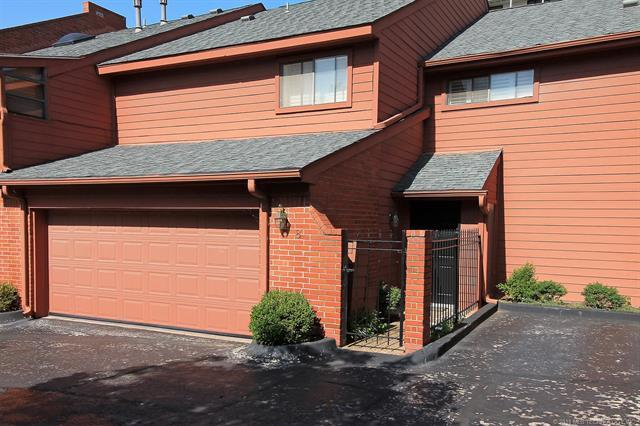 8 Woodward Boulevard #, Tulsa, OK 74114 (MLS #1827661) :: Hopper Group at RE/MAX Results