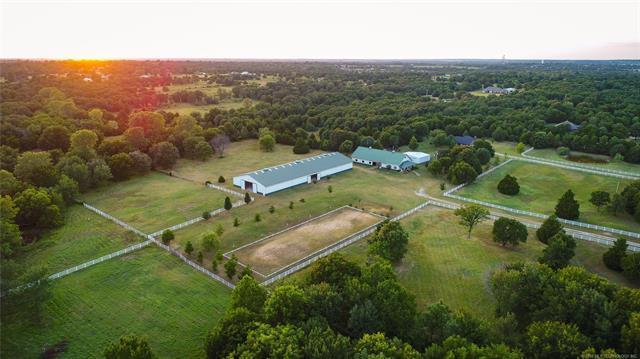 145 N Luther Road, Harrah, OK 73045 (MLS #1828087) :: Hopper Group at RE/MAX Results