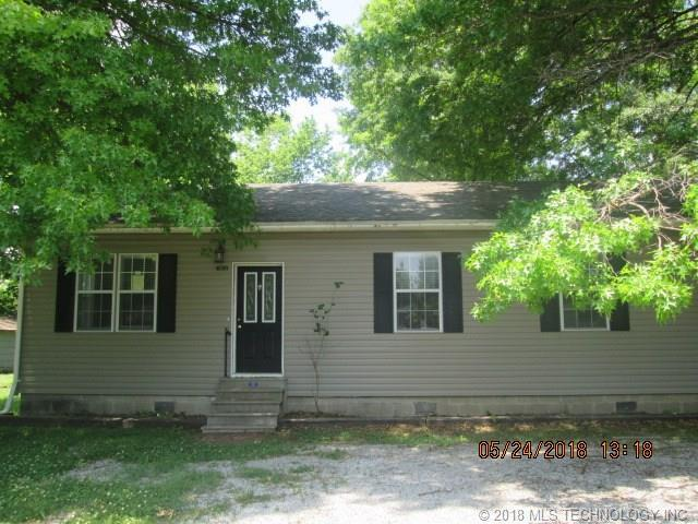 408 W Elm Street, Fort Gibson, OK 74434 (MLS #1828533) :: Hopper Group at RE/MAX Results