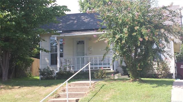 424 Rock Avenue, Eufaula, OK 74432 (MLS #1829094) :: Hopper Group at RE/MAX Results